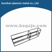铝合金焊接陈列架,展示架,铝6061氩弧焊接件