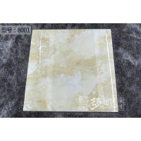 佛山发源地陶瓷8001喷墨全抛釉地面砖工程出口瓷砖,厂家直销