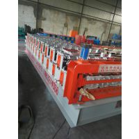 彩瓦设备兴益压瓦机厂 双层彩钢机械