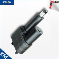 KM06供应推动配件特殊电机,喷雾机电动推杆