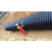 河北克拉管厂、石家庄克拉管厂、HDPE缠绕结构壁B型管、承插口管