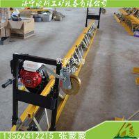 供应欧科混凝土框架式振动梁 混凝土筑路摊铺机