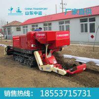 多功能施肥机概述 中运多功能施肥机