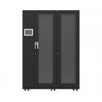 武汉雷迪司数据中心微模块一体化机柜双机柜10KVA UPS空调配电环控湖北武汉机房建设维护方案