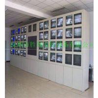 热销广州监控系统电视墙视频多功能墙柜深圳厂家采用优质钢板制作