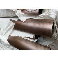 佛山红古铜不锈钢拉丝管 304镀色椭圆管优惠