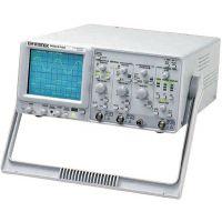总代台湾固纬GOS-6103模拟示波器现货供应