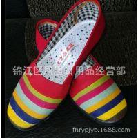 【老北京布鞋】跑江湖地摊货源夜市爆款帆布老北京布鞋平底鞋