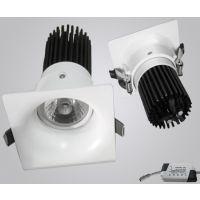 LED天花射灯 COB天花灯 筒灯 5w 10w 12w 20瓦 商场工程专用高亮