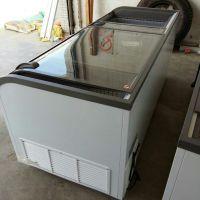 超市组合柜/低温冷冻岛柜/卧式玻璃门展示柜/牛排保鲜柜/进口冷冻柜