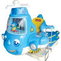 供应奇趣飞机 新款摇摆机互动游戏 日东动漫科技