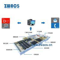 机房动力环境监控系统 机房环境温湿度监测系统 ZWACS监控管理