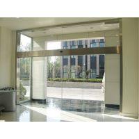天河区玻璃自动门维修,双开平移感应门安装,高技术18027235186