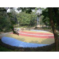 彩色透水砖添加剂 招河北经销商 彩色透水地坪强固剂厂家