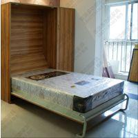 新品多功能床横翻侧翻折叠床wallbed竖翻正翻壁柜床定制衣柜床