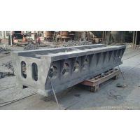 灰铸铁车床床身生产加工