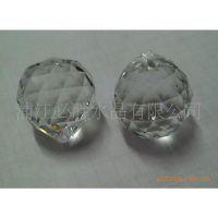 灯饰水晶球厂家批发 水晶挂件吊坠 DIY水晶饰品配件水晶工艺品
