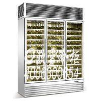 佛山顺德欧雪不锈钢红酒冷藏展示柜/制冷速度更快/效果更好/温度更均匀