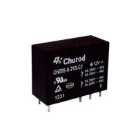 供应churod CHZ05-S/V-212LC2继电器 8安培 双组转换