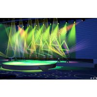 朝阳区大型音响线阵列舞美灯光舞台搭建专业AV公司