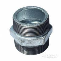 成都镀锌管件接头配件 外丝直接头 品质保证 价格低
