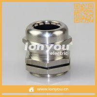 扁孔型金属电缆防水接头/电缆固定头(PG型)