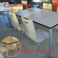 供应东莞市中高档餐厅餐桌椅 餐厅曲木椅订做,批发