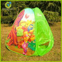 厂家直销 2013新款迪士尼卡通儿童帐篷 儿童游戏帐篷特价批发