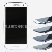 三星S3 i9300原装液晶总成 galaxy s3 智能手机屏幕 显示屏