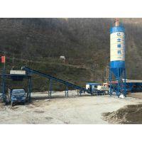河南亿立WBZ600吨稳定土拌和站价格图片