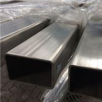 拉丝方通,304太钢不锈钢,平椭圆管食品工业