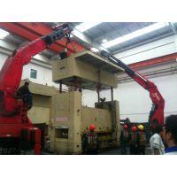 北京机床设备搬运搬迁价格,数控机床吊装搬运费用多少