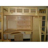 供应延安公寓床, 优质橡木家具,四川幼儿园家具厂