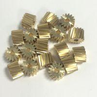深圳五金加工厂 盖形螺母 英制螺母 小模数齿轮加工 自动车床车削定制