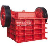 日产100吨锡矿选矿设备---恒兴150*750颚式破碎机(细破)