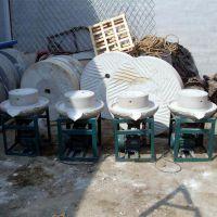 芝麻电动石磨机 油坊专用石磨设备 振德牌多功能豆浆机