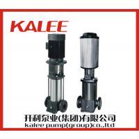 上海开利冲压泵、消防增压泵KCR(F)水冷轻型多级节能泵,变频增压泵