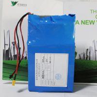 18650电池组 外贸热销哈雷车电池 力神5C动力电池组 厂家大量供应