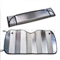 汽车遮阳挡通用涂银遮阳板隔热挡大小车遮阳挡防晒