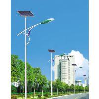 厂家热销太阳能路灯 大功力LED太阳能路灯 6米太阳能