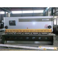 厂家直销液压数控闸式剪板机QC11K-12X2500 液压裁板机