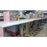 广州PVC内衣文胸肩带焊接机,小型PVC皮革压花机,小型高周波