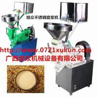 广西不锈钢磨浆机批发 全自动磨浆机经销价格是多少