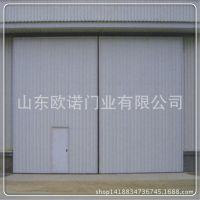 【批发】工业推拉门 工业厂房车间聚氨酯保温推拉门 质量保障