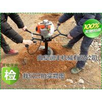 杨树苗种植挖坑机 1分钟即可挖坑