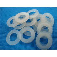 食品级透明硅胶垫片 瓶盖密封专用平面硅胶垫圈