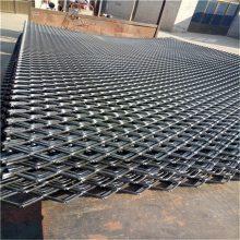 钢板网围栏 装饰钢板网 外架钢笆片
