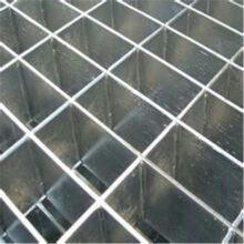 旺来镀锌网格板 网格板厂家 下水道盖板