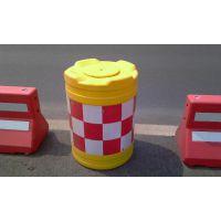 晋中600*800防撞桶-滚塑防撞桶-安全反光防撞桶【济安交通】