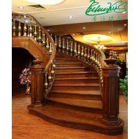 普洛瑞斯实木楼梯的材质优势